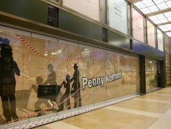 Penny kommt